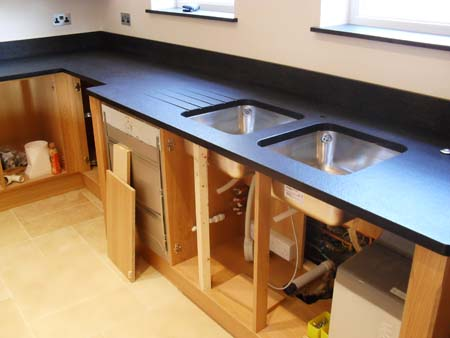 Kitchen worktops Cirencester Gloucestershire